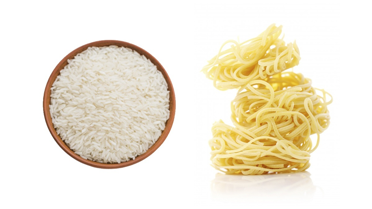 米飯vs麵食