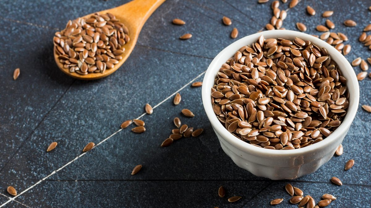 亞麻籽的營養與好處