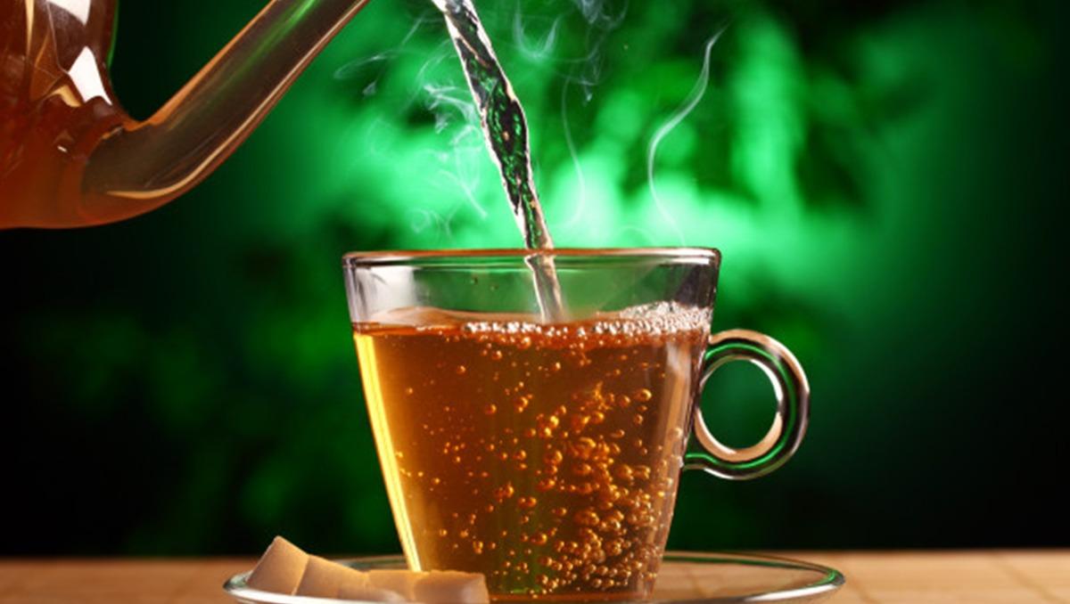 6款上班族必喝的養生茶