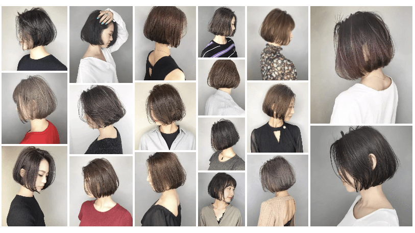 19款例子|鮑伯(bob)頭--一款經典且永不過時的髮型