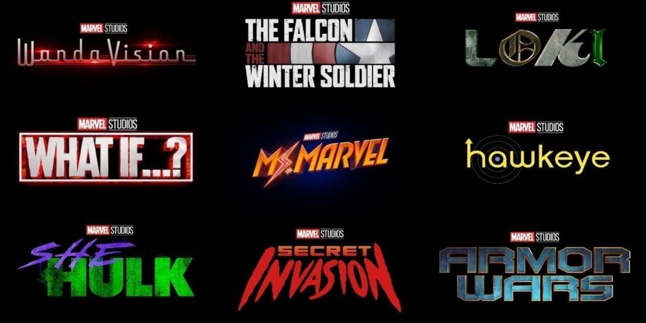 12套2021-22年-Marvel電視劇